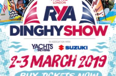 RYA Dinghy Show 2019