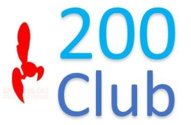 Hornet 200 Club